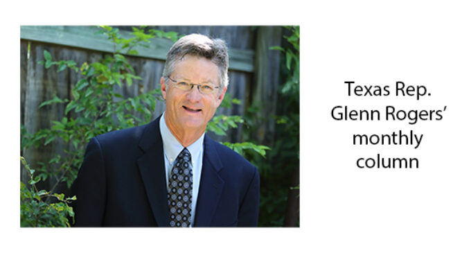 State Rep. Glenn Rogers reflects on his first legislative session