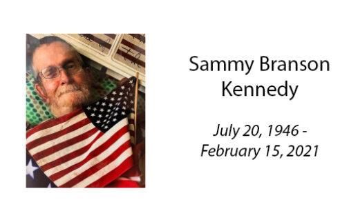 Sammy Branson Kennedy