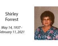 Shirley Forrest