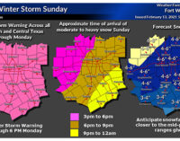 Community leaders continue to prepare for winter storm