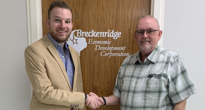 Longtime BEDC CEO Virgil Moore retires; board selects Colton Buckley to take the helm