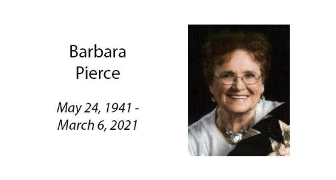 Barbara Pierce