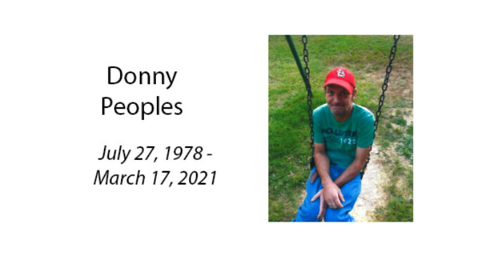 Donny Peoples