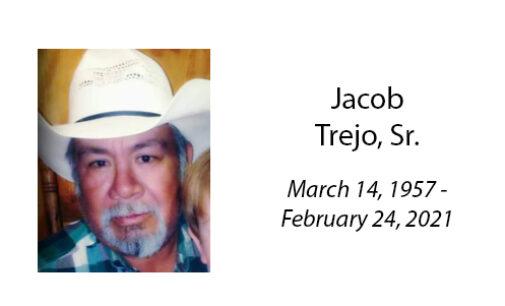 Jacob Trejo, Sr.