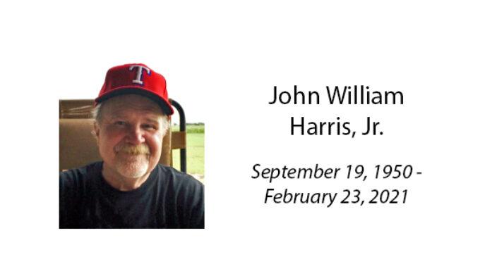 John William Harris, Jr.
