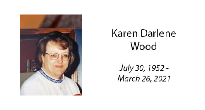 Karen Darlene Wood