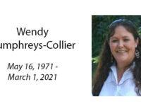 Wendy Humphreys-Collier