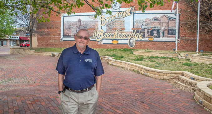 Moore looks back on his career, forward to Breckenridge's future as he prepares to retire
