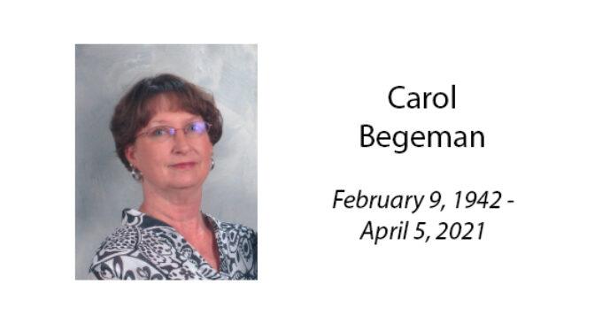 Carol Begeman