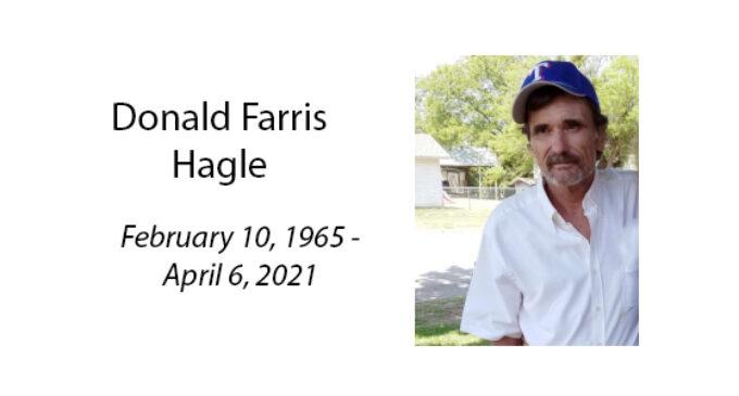Donald Farris Hagle