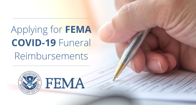 FEMA offers financial assistance for COVID-19-related funeral expenses