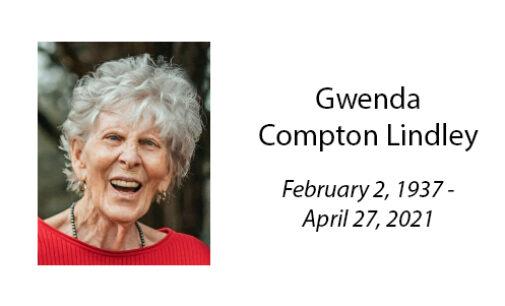 Gwenda Compton Lindley