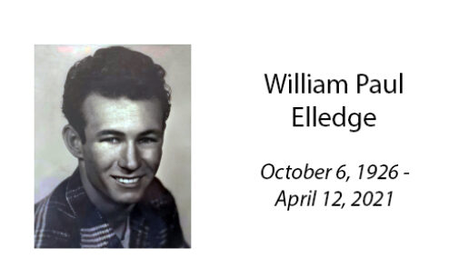 William Paul Elledge
