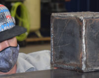 TSTC-Breckenridge hosts welding competition for high school students