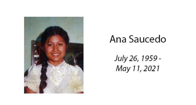 Ana Saucedo