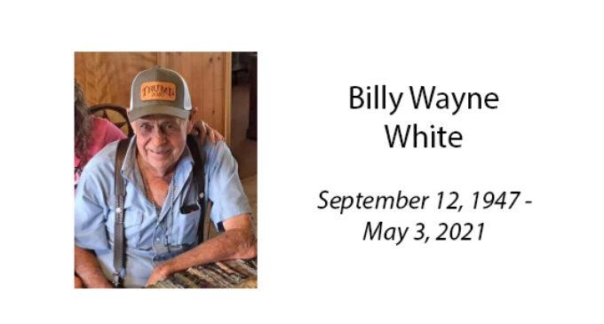 Billy Wayne White