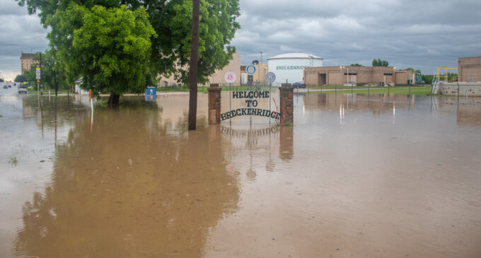 County Judge to issue disaster declaration for Stephens County due to flooding
