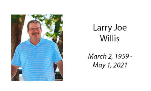 Larry Joe Willis