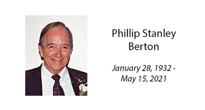 Phillip Stanley Berton