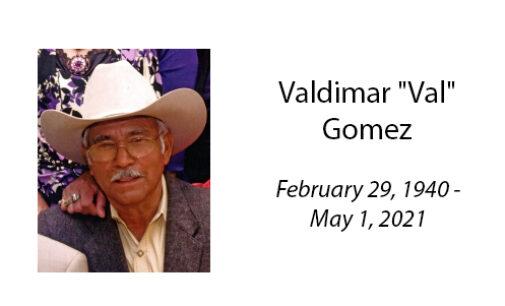 "Valdimar ""Val"" Gomez"