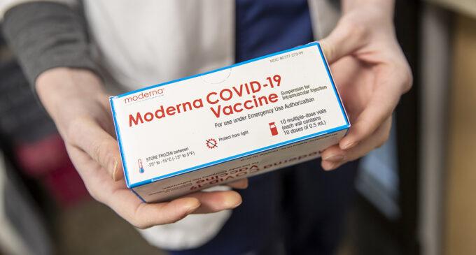 Walmart pharmacies now administering walk-up COVID-19 vaccines