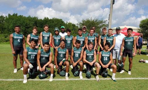 Breckenridge 7 on 7 team competes in state championship tournament