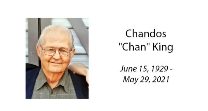 Chandos 'Chan' King