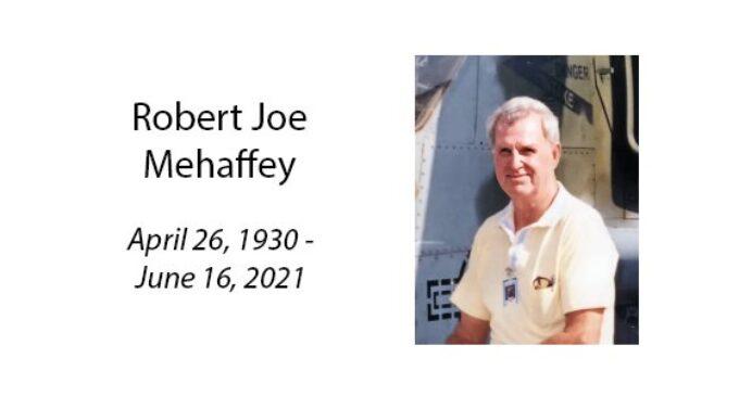 Robert Joe Mehaffey