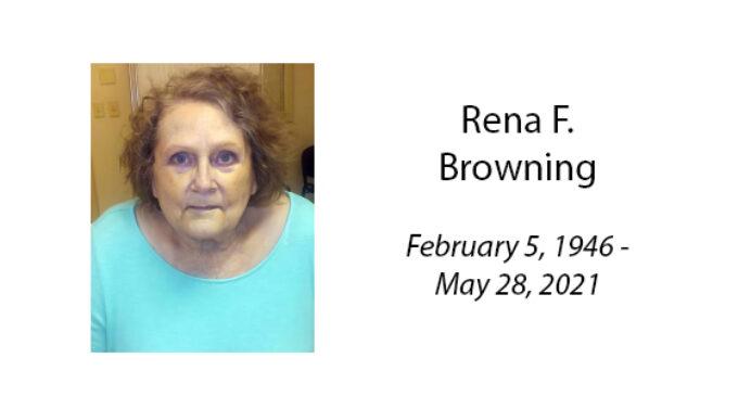 Rena F. Browning