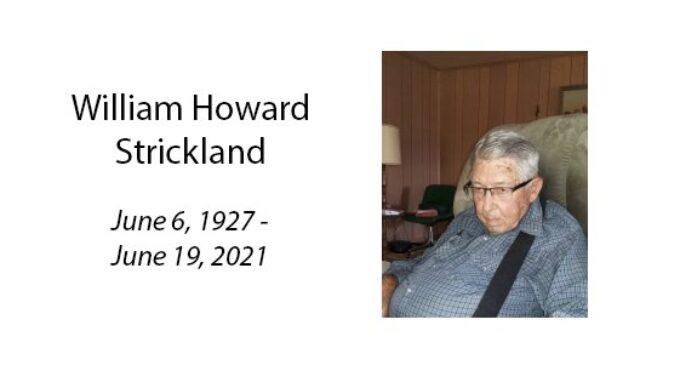 William Howard Strickland