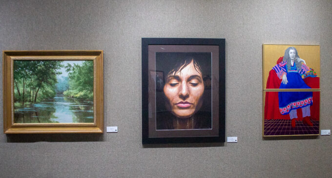 Breckenridge Fine Arts Center to host reception for juried show artists on Saturday, Aug. 28