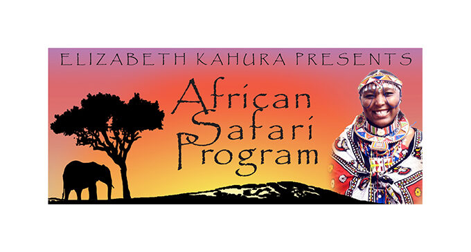 Breckenridge Library to host African Safari program on Aug. 11