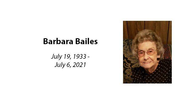 Barbara Bailes