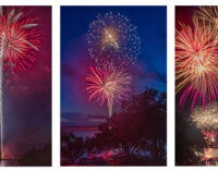 Breckenridge kicks off Independence Day weekend with fireworks show at lake