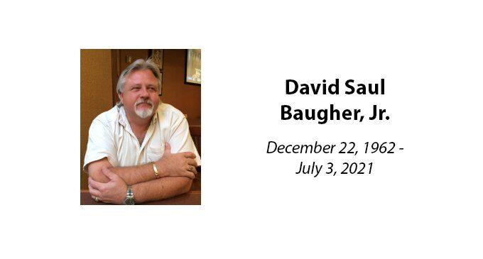 David Saul Baugher, Jr.