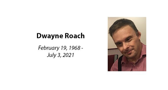 Dwayne Roach