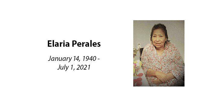 Elaria Perales