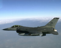 USAFR's 457th Fighter Squadron to conduct F-16 training exercises over Breckenridge and other North Texas areas