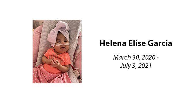 Helena Elise Garcia