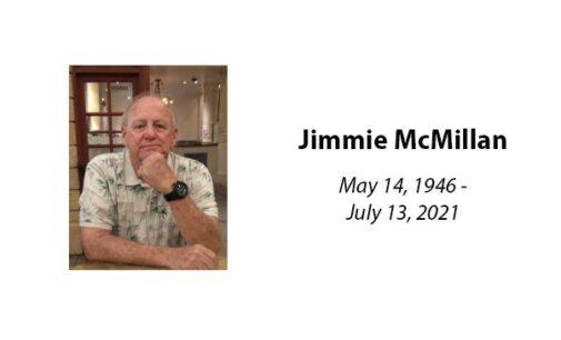 Jimmie McMillan