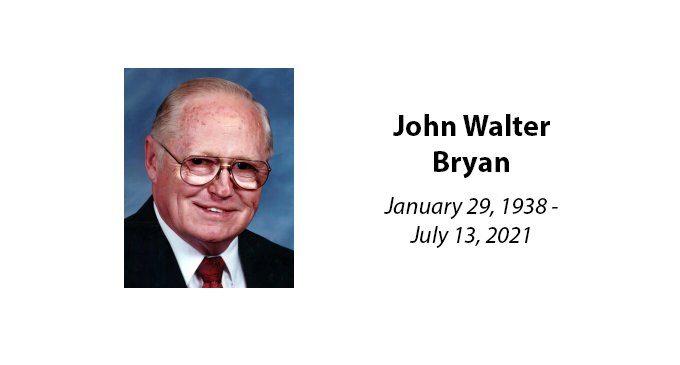 John Walter Bryan