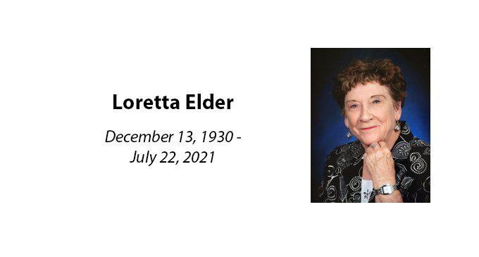 Loretta Elder