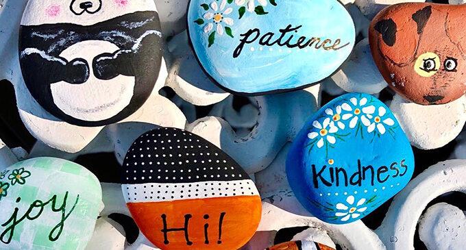 Breckenridge Fine Arts Center to host rock painting workshops