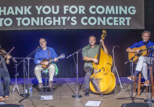 Shine's 2021 concert returns live music to the National Theatre
