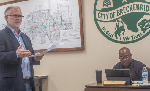 City Commissioners vote to rent goats for creek clean up