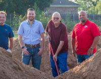 Work begins on first of three new planned houses in Breckenridge