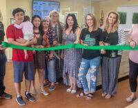 Panda Bubble Tea hosts ribbon cutting with Breckenridge Chamber of Commerce