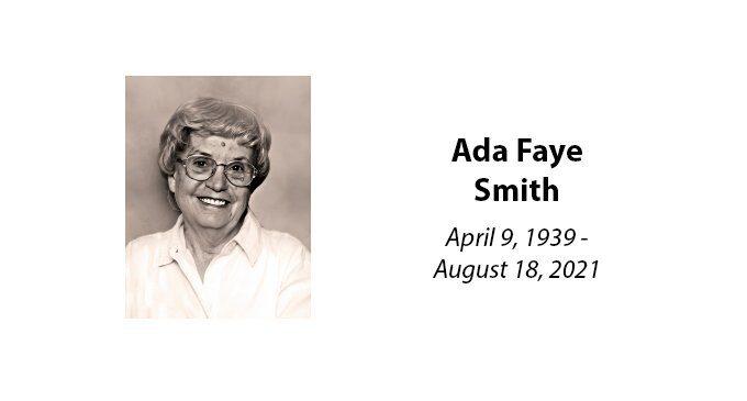 Ada Faye Smith