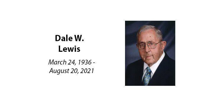 Dale W. Lewis