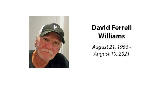 David Ferrell Williams